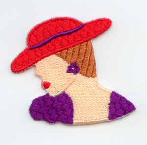 Red Hat Applique Pattern | How to Applique